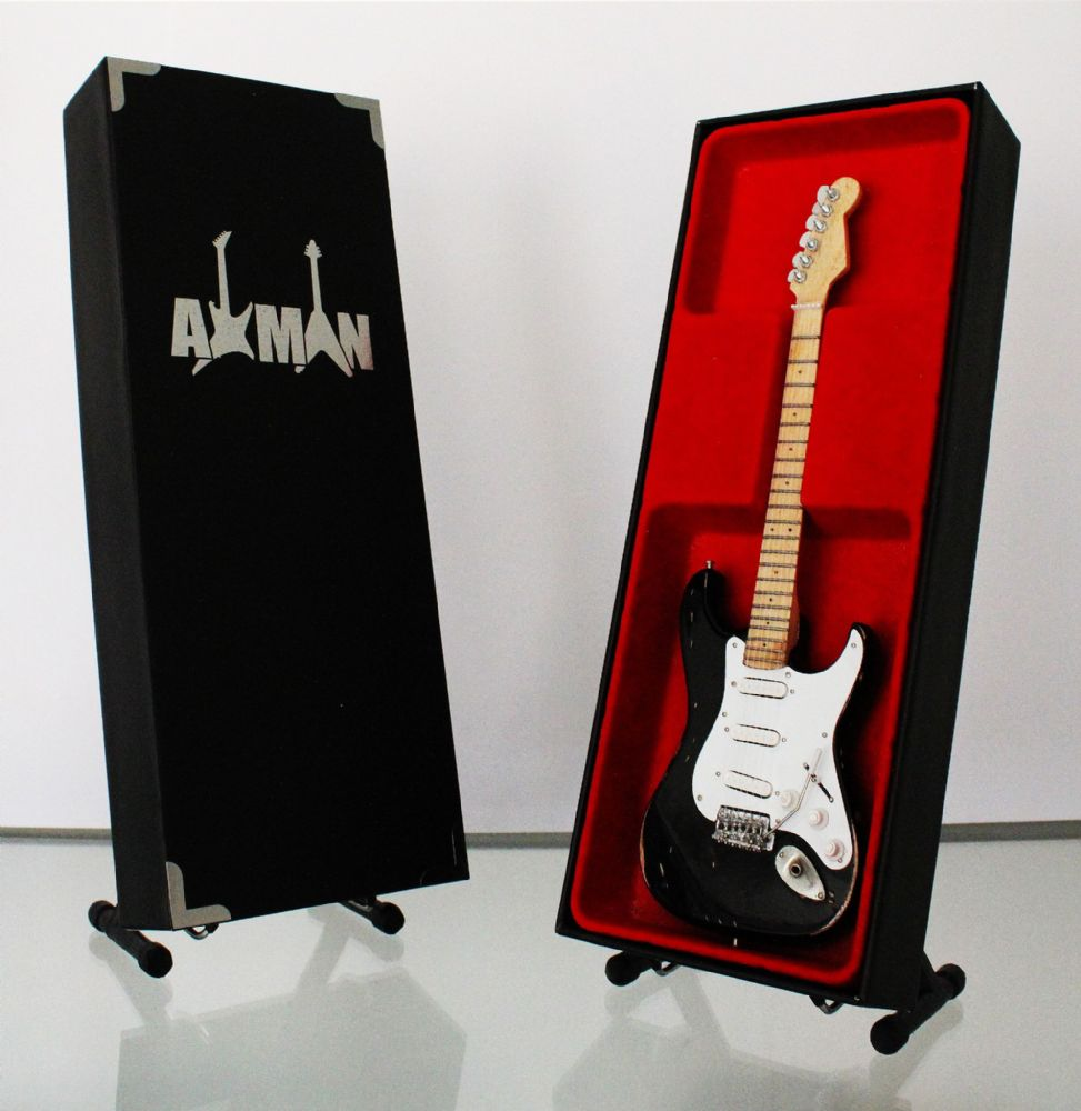(Cream) Eric Clapton: Blackie - Miniature Guitar Replica (UK Seller)